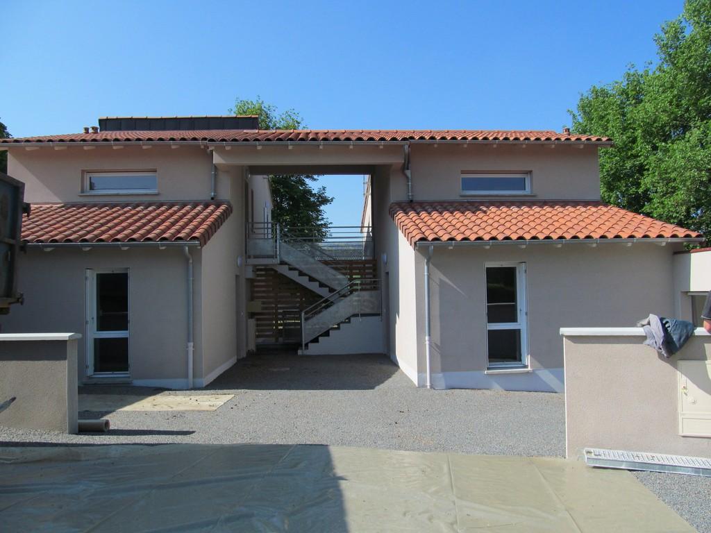 Logements de la cité 0381-2 « Route d'Espinat » à Ytrac